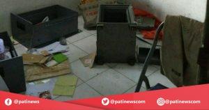 Kantor Pos Batangan Dibobol Maling, Uang Dalam Brangkas Dikuras