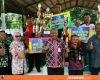 Harumkan Pati, Pelajar SMP Ini Raih Juara Umum Popda Jateng