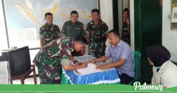 15 Anggota TNI Koramil Jakenan Dites Urine, Begini Hasilnya