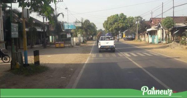 Kecelakaan Motor dan Bus di Margoyoso, Satu Orang Luka-luka