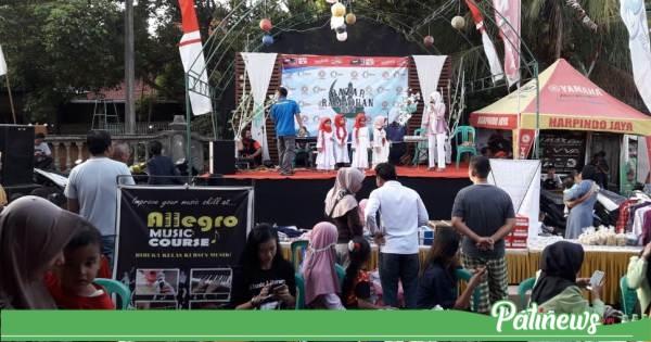 Promosikan UMKM, Begini Semaraknya Bazar Ramadhan di Desa Ngablak
