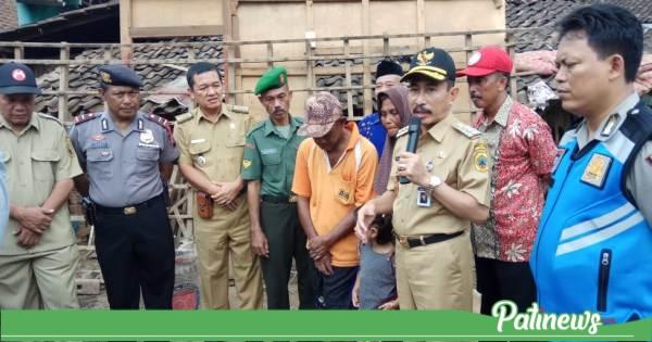 Tahun Ini, Baznas Kabupaten Pati Renovasi 12 Rumah