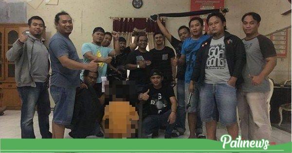 Pelaku Aksi Begal di Alun-alun Pati, Berhasil Dibekuk Reskrim Polres Pati