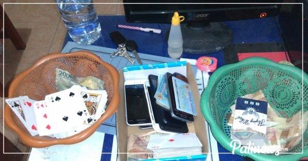 Polsek Winong Ungkap Kasus Perjudian di Bringinwareng, 11 Pelaku Diamankan