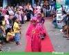 Fashion Show Bazar Ramadhan di Desa Ngablak, Sedot Perhatian Pengunjung