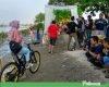 Puluhan Fotografer, Berburu Foto di Objek Wisata Pantai Idola Banyutowo