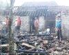 Berasal Dari Tungku, Api Melalap Habis Satu Rumah di Tambahmulyo Jakenan