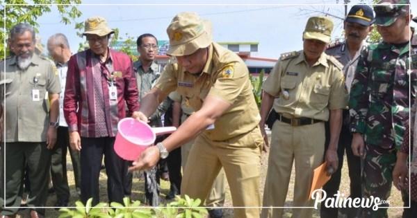 Peduli Pertanian, Wabup Saiful Arifin Minta Balingtan Pati Sebarkan Hasil Riset