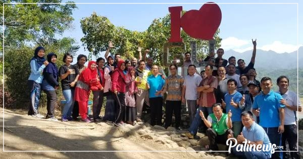 Unik, Acara Purnabakti ASN Diskominfo Pati, Dilaksanakan di Tempat Wisata Ini