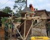 Program TMMD di Desa Lahar Tlogowungu akan Berakhir, Satgas Buat Prasasti