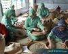 Begini Proses Pembuatan Kopi Jollong Khas Pati