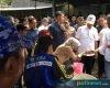Kunjungi Banten, Presiden Pastikan Penangan Pascabencana Tsunami Berjalan Baik