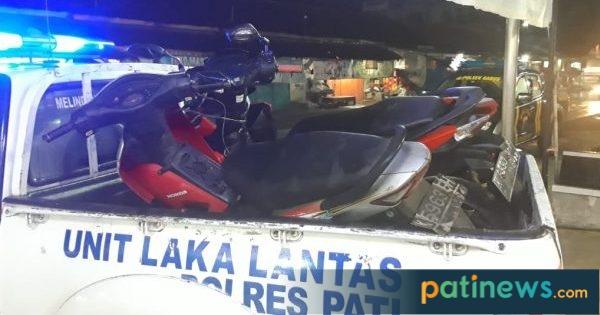 Supra Vs Vario di Bogotanjung Gabus, Dua Orang Terluka