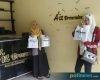 Grand Opening, A'iz Brownies Buka Toko Perdana di Ruko Pujasera Pati