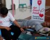 Peduli Sesama, RS Keluarga Sehat, PMI Pati dan GITJ Juwana Gelar Donor Darah