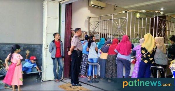 Idul Fitri Kian Dekat, Penjagaan Toko Emas Diperketat