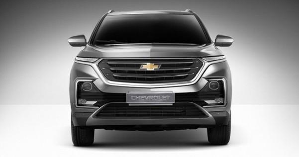 Dijual di Thailand, Chevrolet Captiva Ternyata Buatan Indonesia