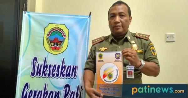 Mantab, Satpol PP Pati Lampaui Target Pelaksanaan Gerakan Tertib dan Tentram