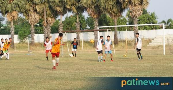 Persipa melakukan seleksi pemain yang dilaksanakan Sabtu (6/7) di Stadion Joyo Kusumo Pati.