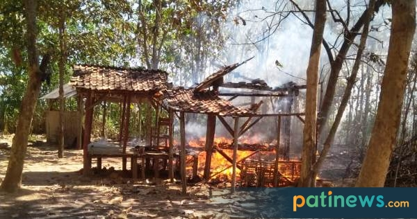 Kebakaran Asrama Putra Ponpes di Jaken, Kerugian Ditaksir Belasan Juta Rupiah