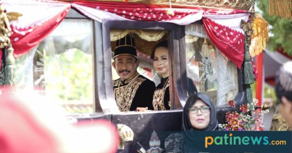 Meriahnya Kirab Boyongan, Ajang Edukasi Sejarah Kabupaten Pati