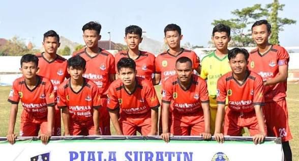 Lumat PSIR Rembang, Laskar Saridin Muda Sarangkan Tiga Gol