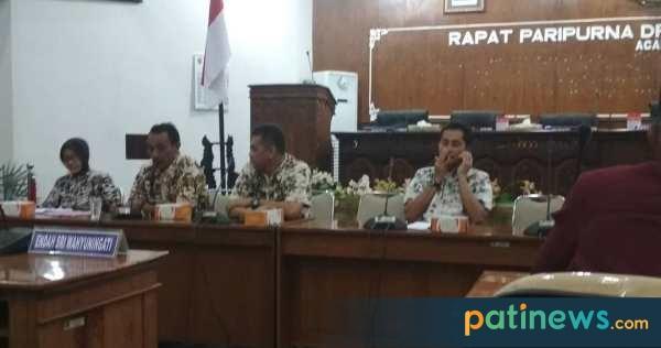 27 Agustus, 50 Calon Anggota DPRD Pati Dilantik, Diiringi Tari Gambyong dan Duta Wisata