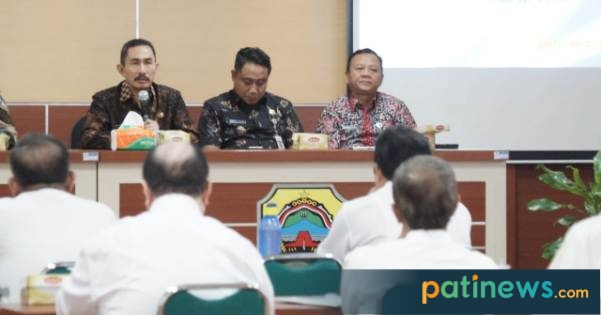 Kinerja 14 Kepala OPD Kabupaten Pati, Dievaluasi