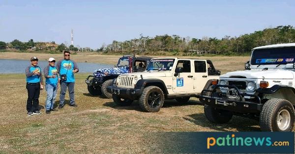 Rally Wisata Jeep, Ajang Promosi Wisata Kabupaten Pati