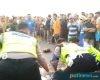 Tabrak Lari di Jalan Jakenan – Jaken, Seorang Pengendara Mio Meninggal di TKP