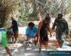 Tak Ingin Kebanjiran, Tanggul di Dukuh Carikan Kayen Ditinggikan