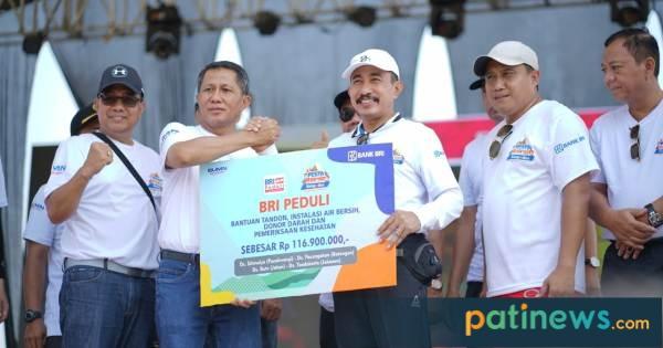 Berpenduduk 1,3 Juta Jiwa, Bupati Sebut Kabupaten Pati Pasar Potensial Perbankan