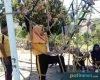 Gandeng Tentara, OSIS SMAN 1 Batangan Adakan Outbond di Jollong