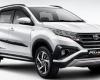 New Toyota Rush dengan Penyempurnaan Baru