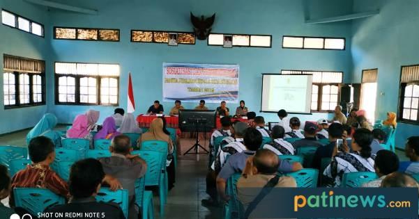 Persiapan Pilkades, Desa Regaloh Tlogowungu Bentuk Panitia