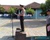 Police Go To School, Ini Pesan Kapolsek Cluwak kepada Pelajar