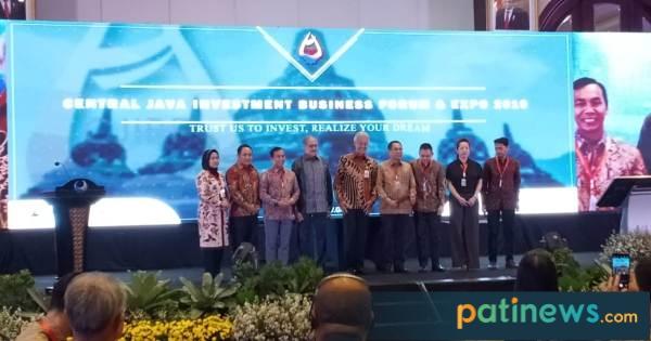 CJIBF 2019, Pati Raup Investasi 2 Triliun Lebih