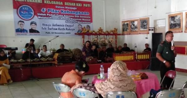 Komunitas Kritis Indonesia Kabupaten Pati, Komitmen Jaga Empat Pilar Kebangsaan