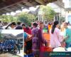 Semangat Mengabdi, Asosiasi Mahasiswa Pati Unimus Salurkan Air Bersih