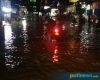 Intensitas Hujan Tinggi, Sejumlah Ruas Jalan di Kayen Terendam