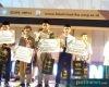 Boyong Dua Trofi, MTs Abadiyah Pati Raih Juara 1 Olimpiade Matematika Tingkat Nasional