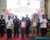 Hari Bhayangkara, Kapolres Pati Beri Penghargaan Kampung Siaga Korona