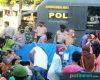 4 Truk Tangki, Dikirim Polres dan Kodim Pati ke Desa Kedungmulyo Jakenan