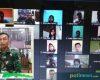 Digelar Virtual, Mahasiswa Sekolah Tinggi Teknik Pati Peroleh Materi Wasbang