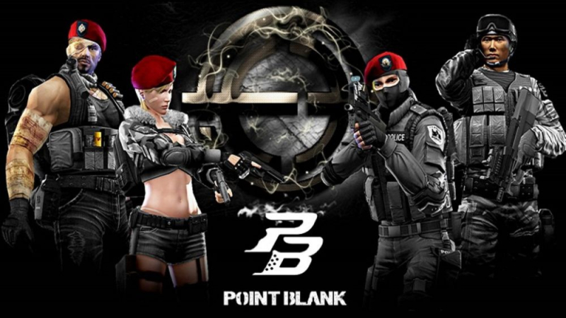 Cara Top Up Point Blank di Upoint